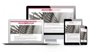 Webdesign - Moers - Inrei - Industriereinigung