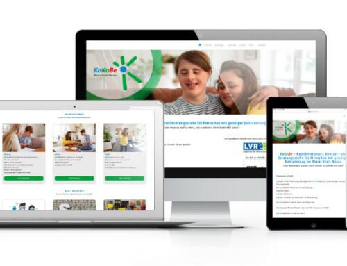 KoKoBe im Rhein-Kreis Neuss mit neuer Webseite